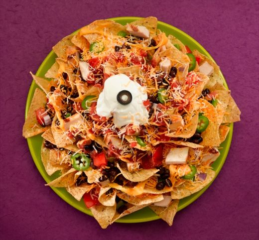 all you need is nachos