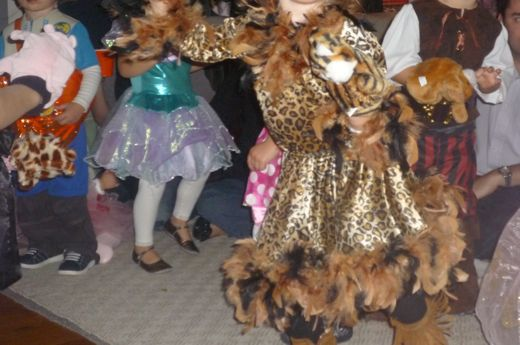 dancing jaguar