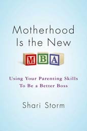 motherhood is new mba