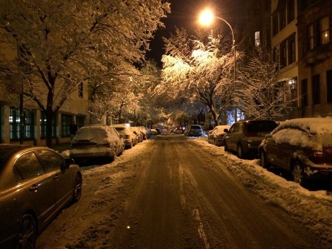 snow fri