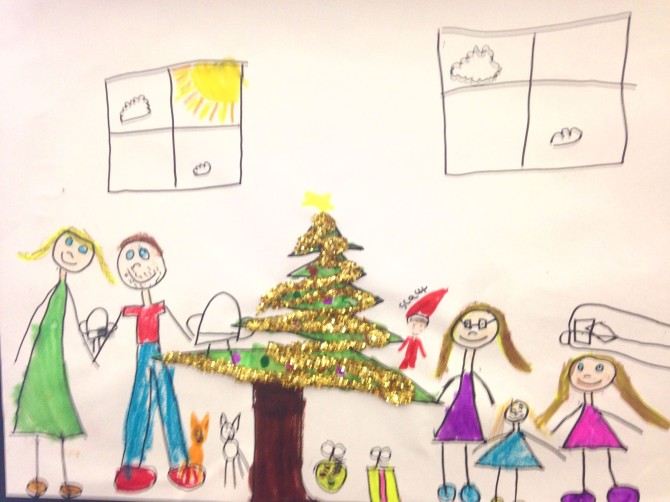 christmas family