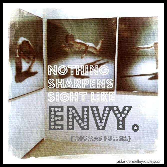 bits of envy