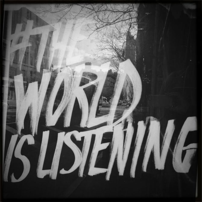 worldislistening