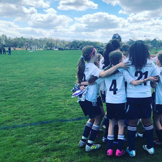 Incredible 6-1 victory today for our G11 girls! ⚽️👊🏼⚡️ #love