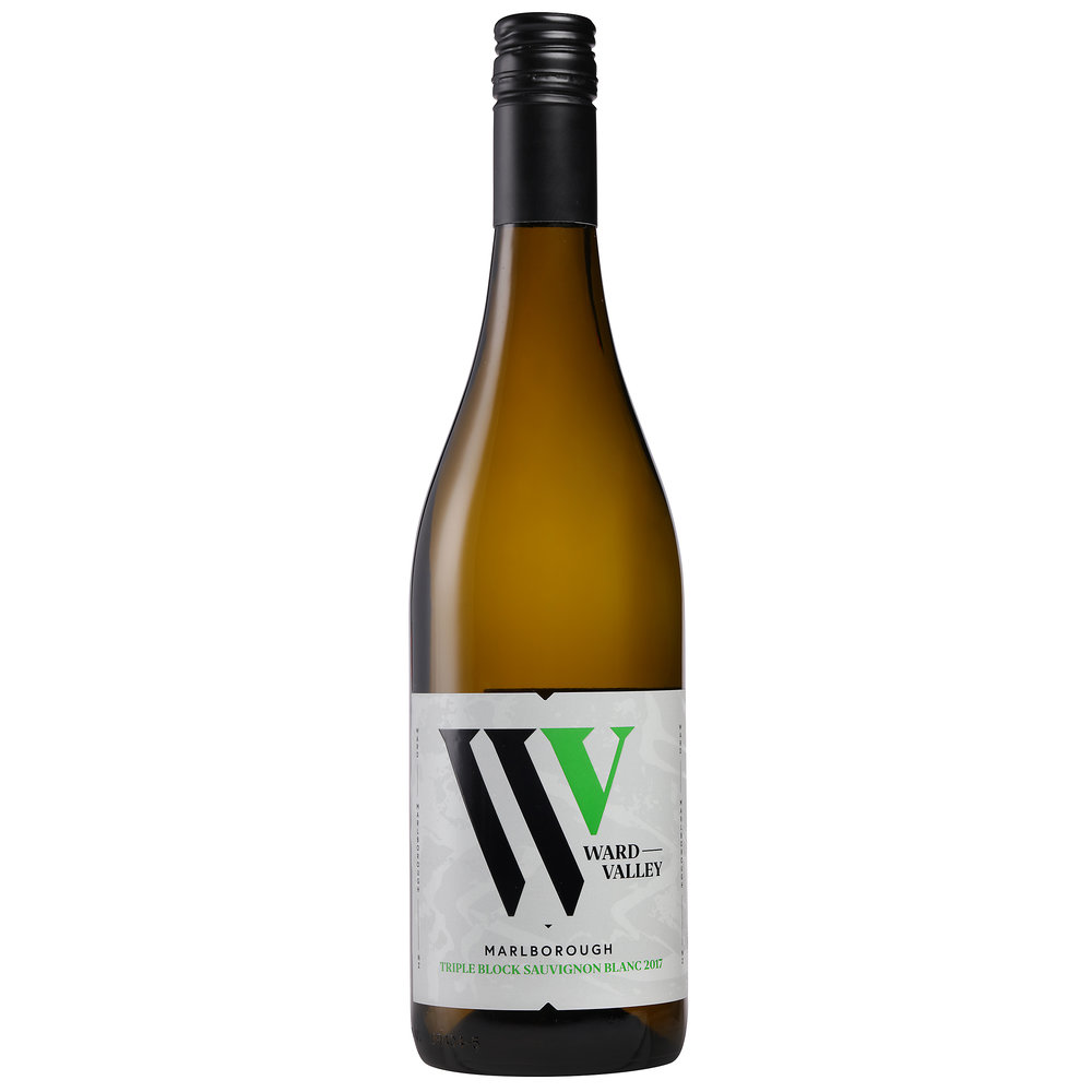 - Ward Valley 'Triple Block' Sauvignon Blanc 2016, Marlborough NZWard Valley 'Triple Block' Sauvignon Blanc 2017, Marlborough NZ