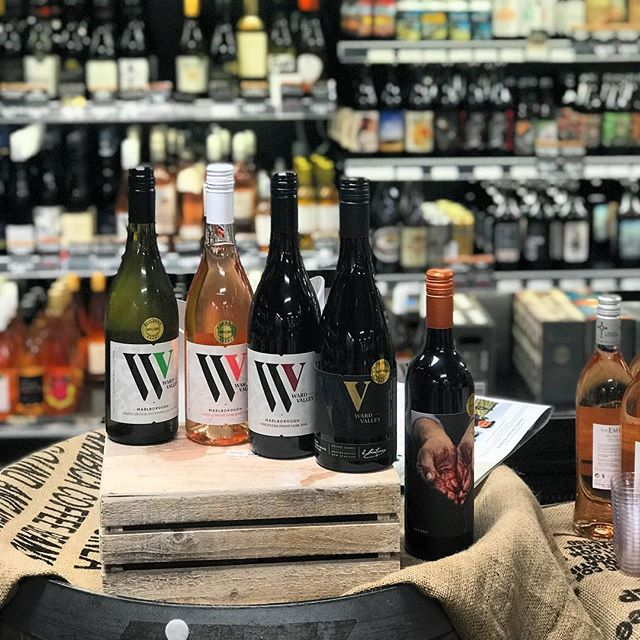 Tasting on now at @farrofresh Epsom!