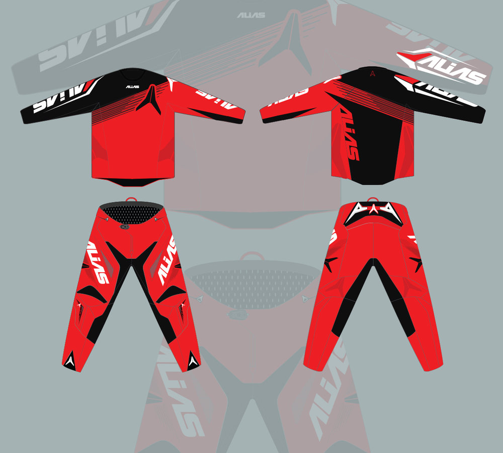 Motocross Gear Design