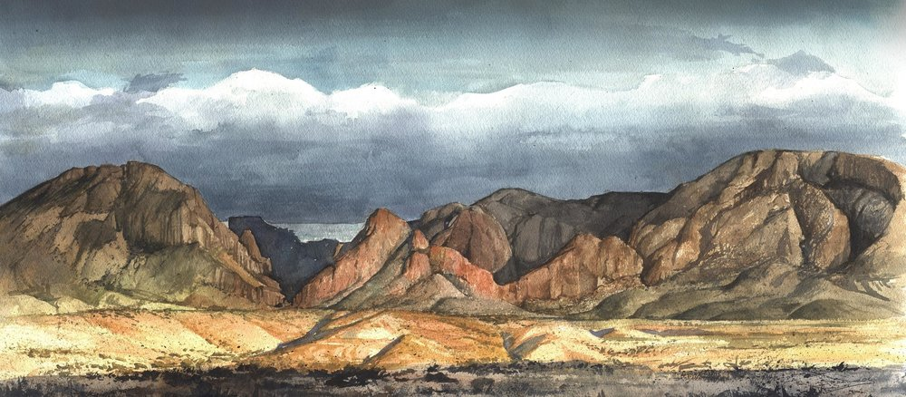"""Big Bend"" by Joel Edwards"