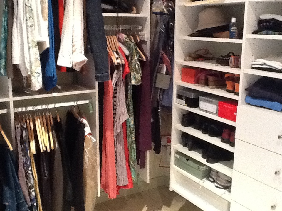 Enjoy a beautifully organised wardrobe full of clothes you love