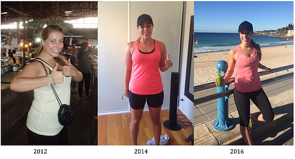 Thumbs up for slow weight loss! (Unfortunately, deleted many photos between 2010-2011)