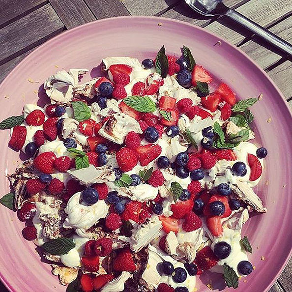 Via The Nude Nutritionist Instagram -@nude_nutritionist