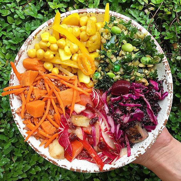 Soul Origin Plant-Based Rainbow Salad range