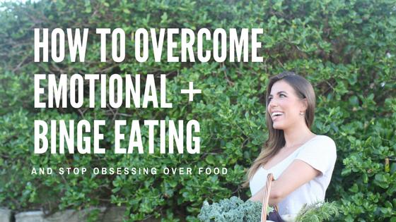 How to stop binge eating - online program