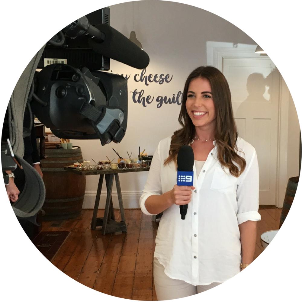 Media dietitian Lyndi Cohen Sydney