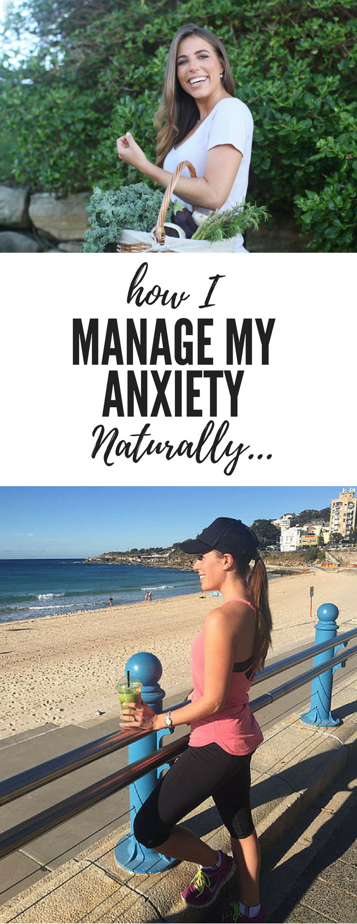 How I manage treat my anxiety naturally