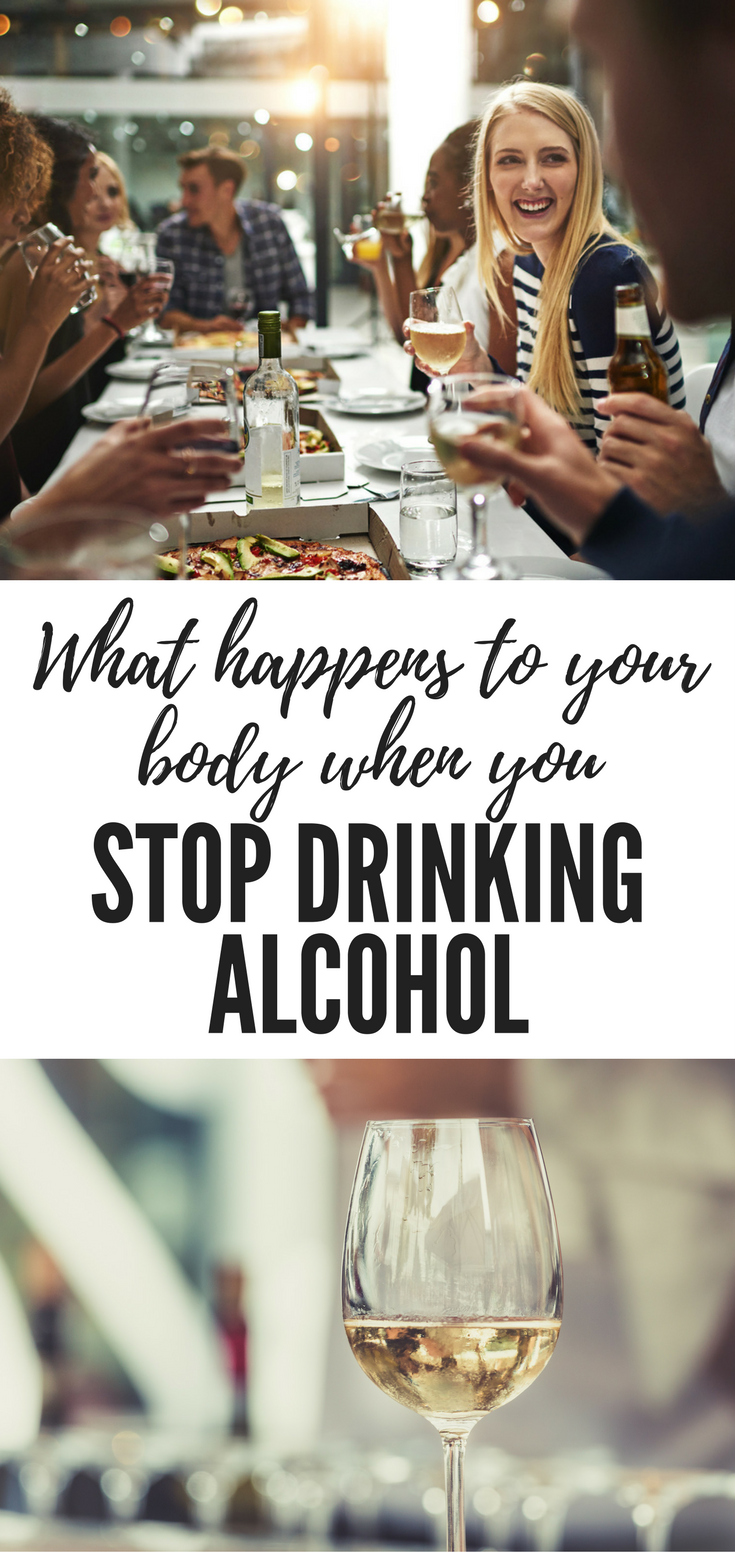 Benefits reasons give up alcohol stop drinking