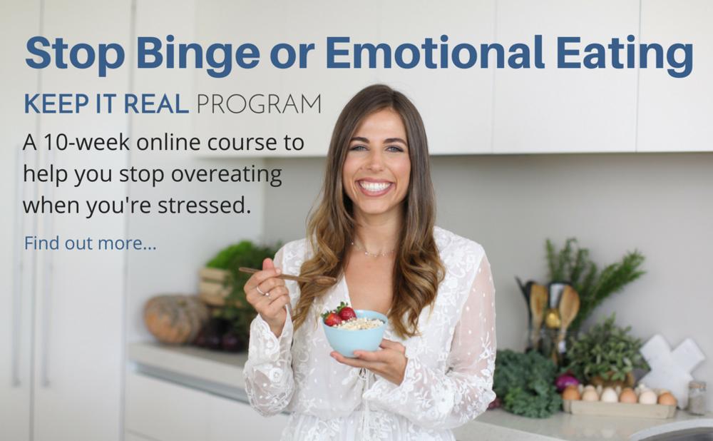 Stop binge eating program treatment