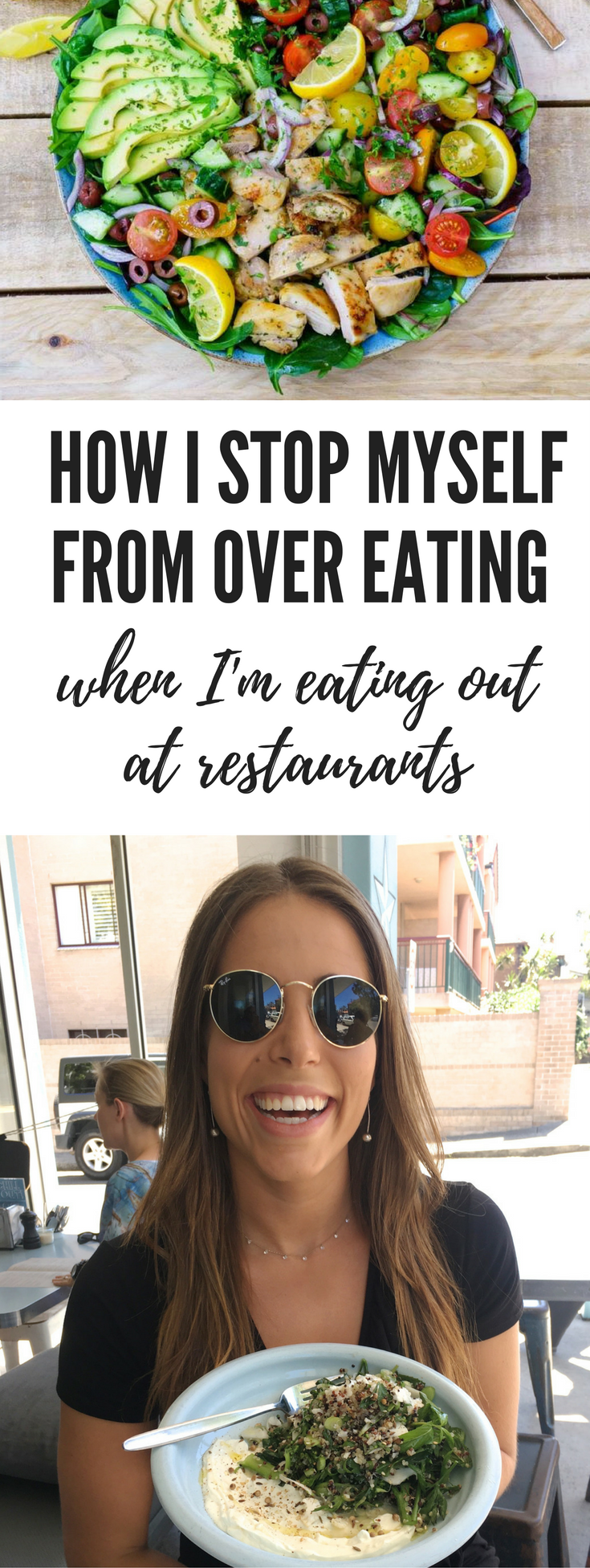 How to stop overeating when you eat out