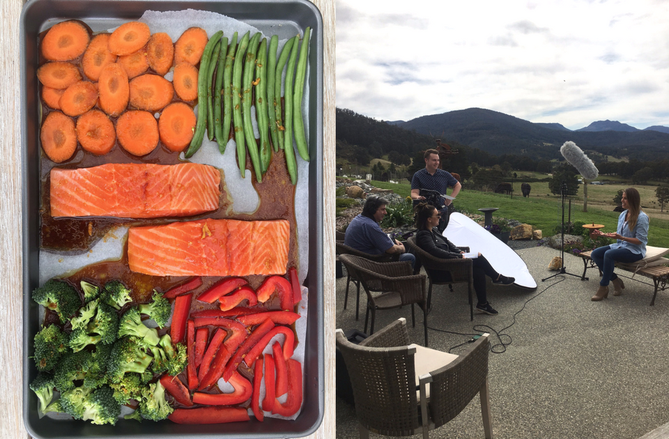 Huon Salmon Family Farm