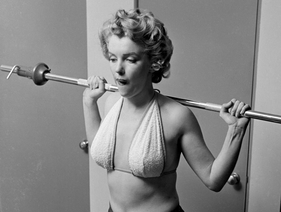 Marylin Monroe workout