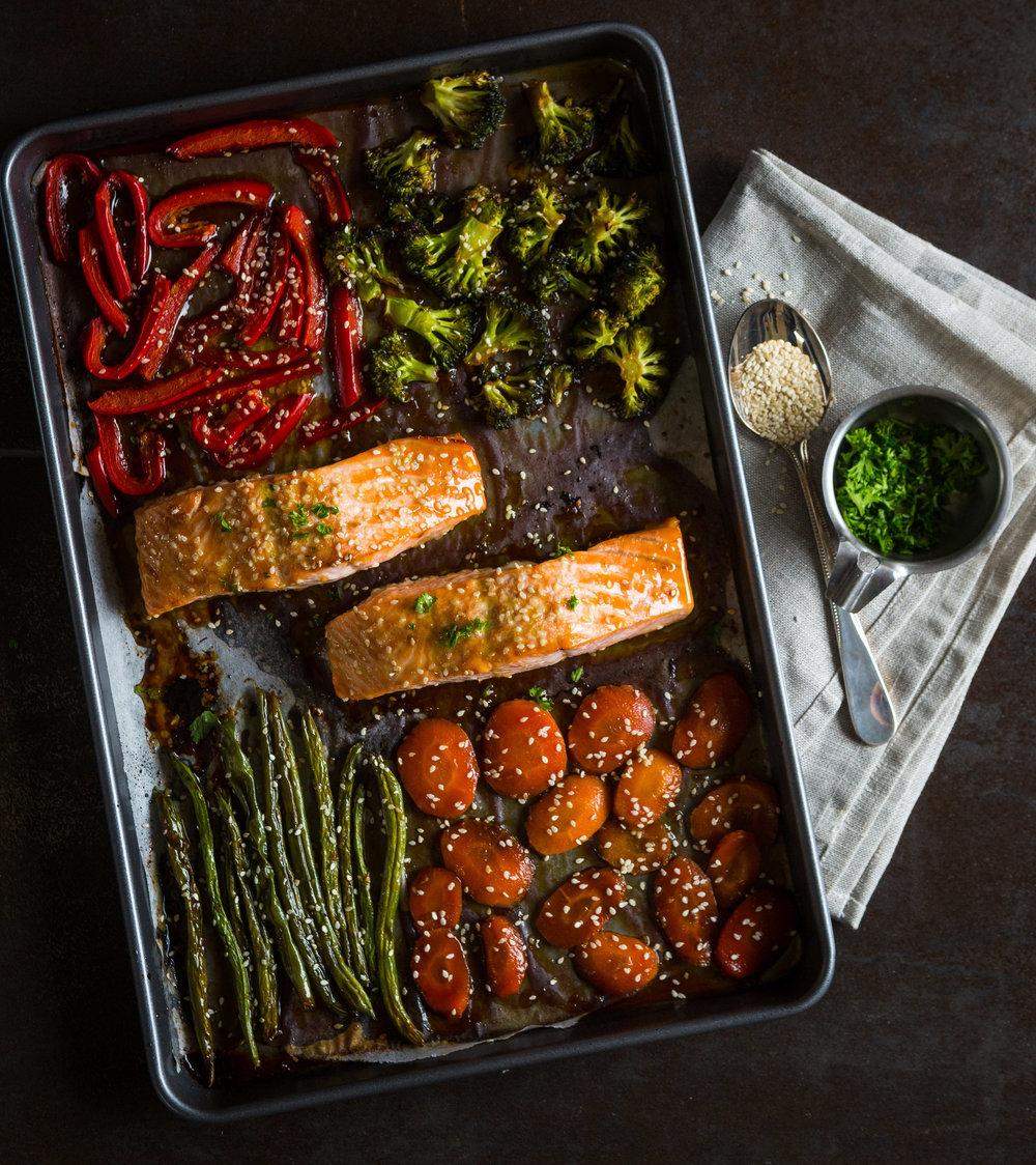 Healthy Huon Salmon Recipe