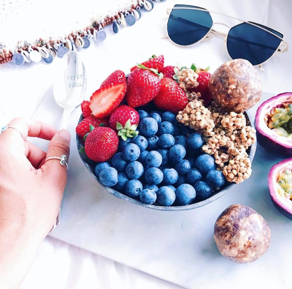 Healthy breakfast rebecca gawthorne