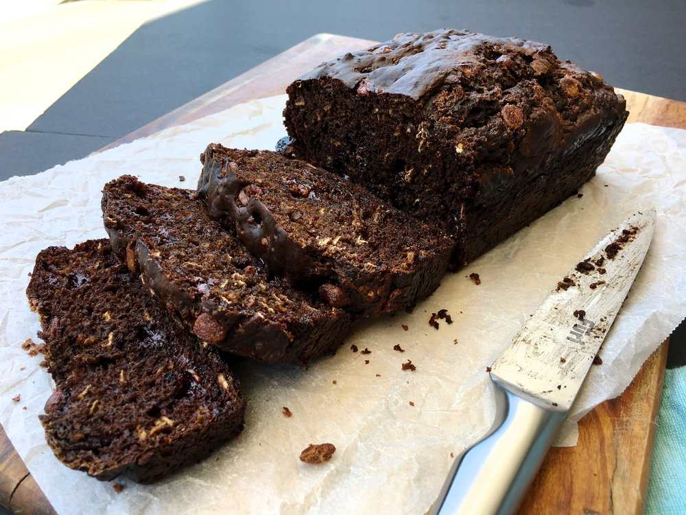Chocolate Banana Bread Recipe