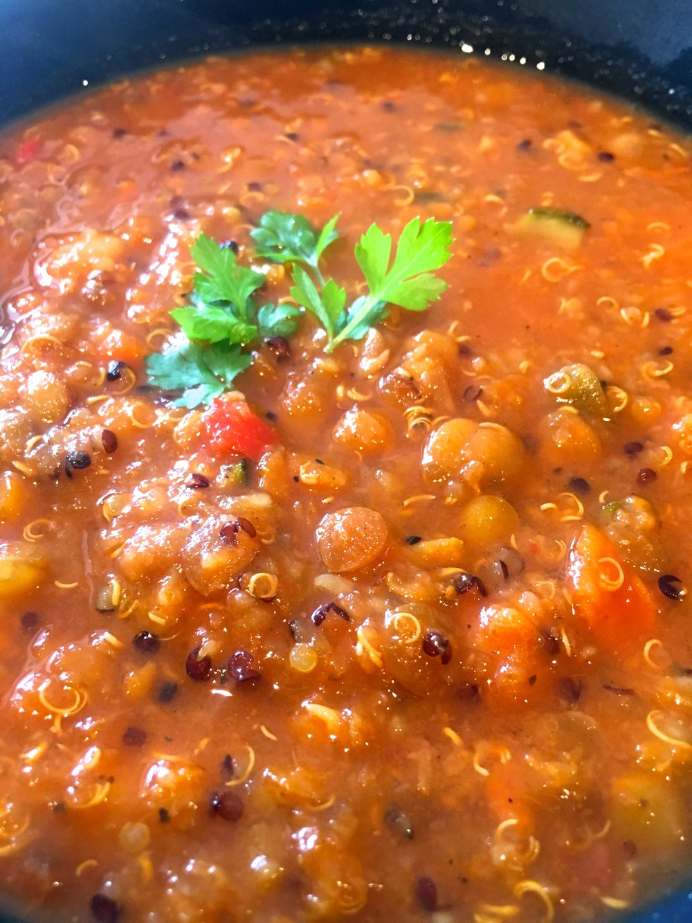 Lyndi Healthy quinoa Lentil soup recipe.jpg