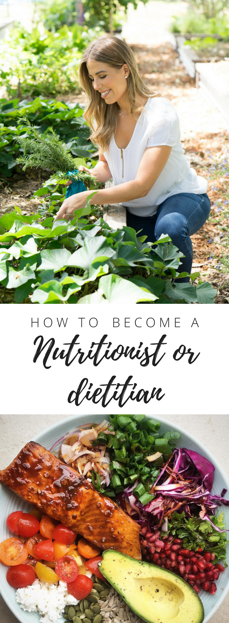 How to become a nutritionist or dietitian advice salary