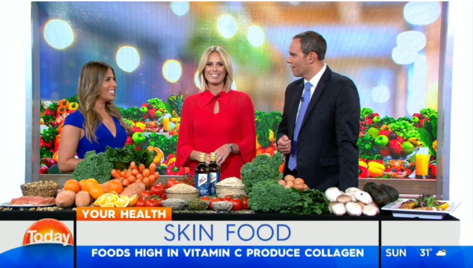 Lyndi Cohen - Australian Media Dietitian - Channel nine Today Show appearance.png