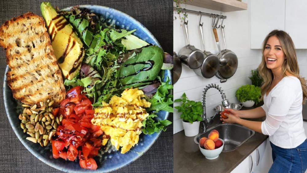 Australian Dietician and nutritionist Lyndi Cohen
