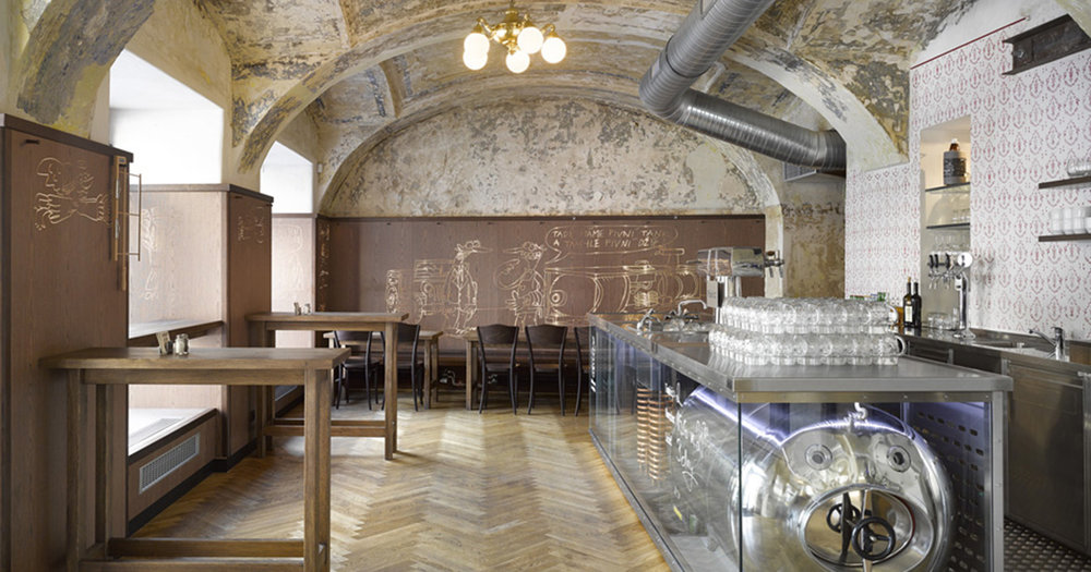 Lokal best places to drink in prague