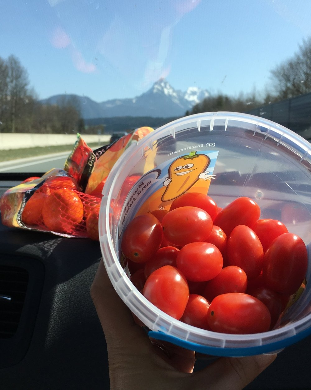 Travel tips Healthy eating
