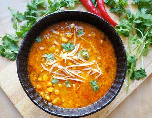 Lyndi cohen the nude nutritionist thai corn soup recipe forumfinder Gallery