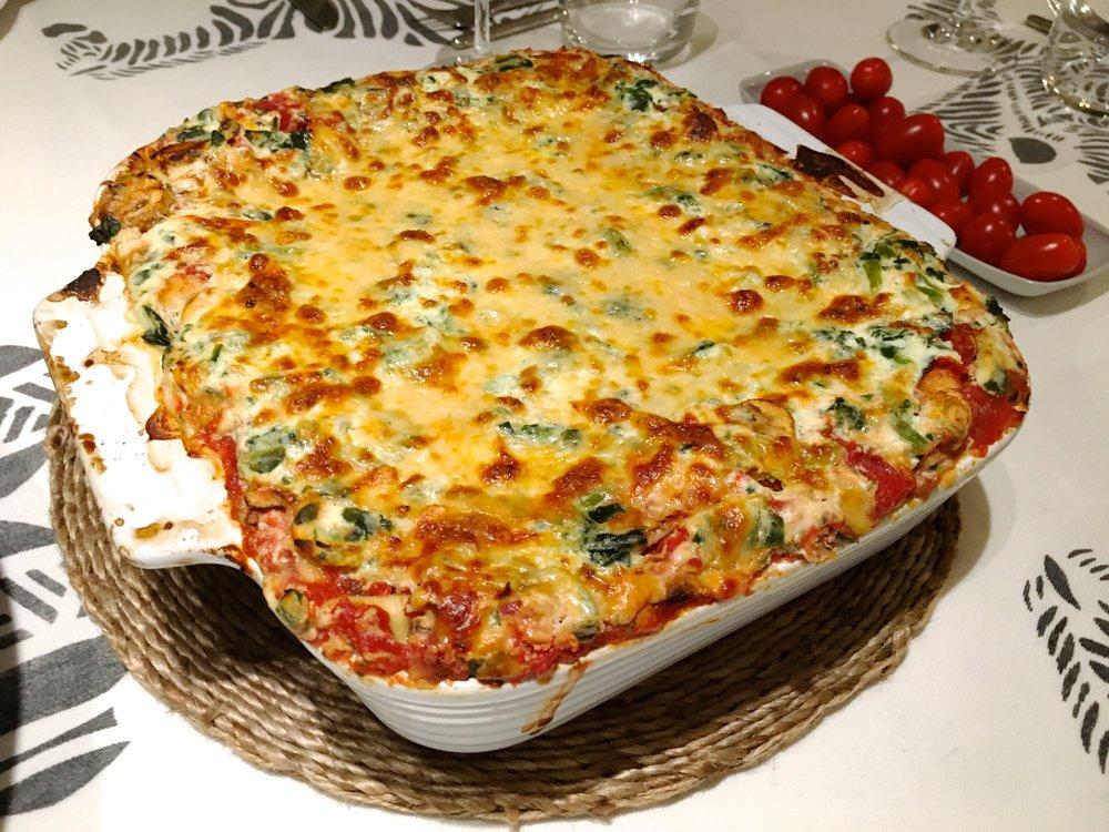 Healthy Lasagna Recipe Lyndi Cohen Lasagne.JPG