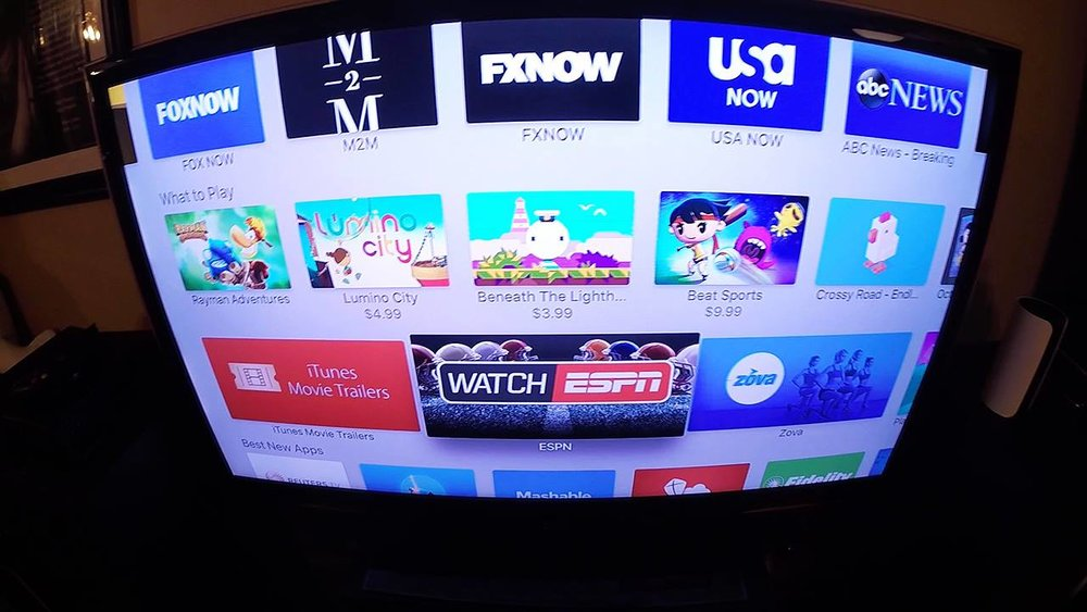 Apple TV has Gained Weight