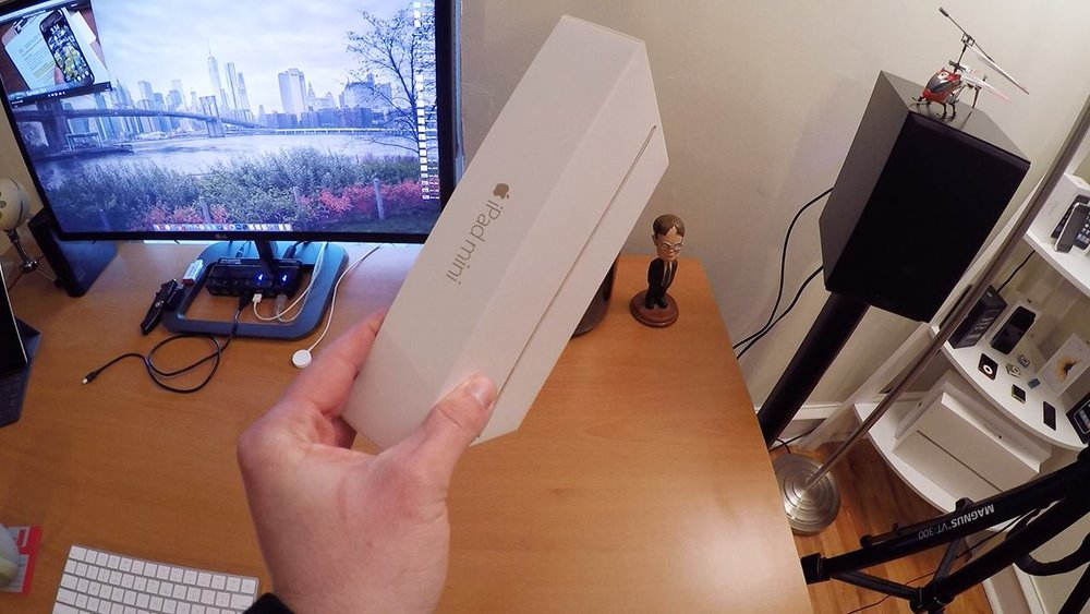 Goodbye, iPad mini 4