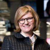 Helen Clifton, Chief Digital & Information Officer, ABC