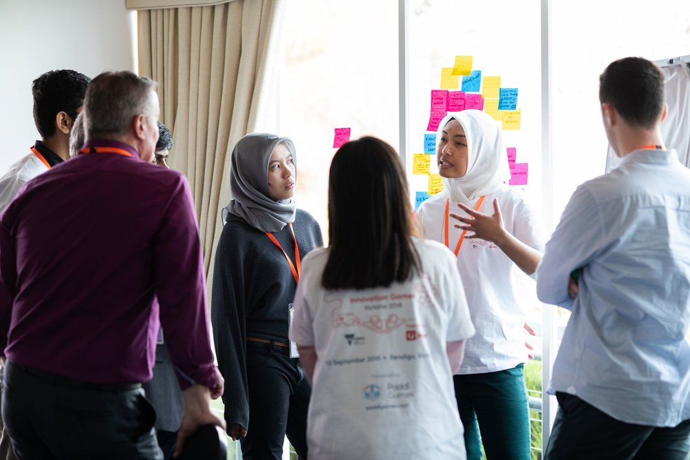 Diving in to the key pain points for small business and brainstorming solutions