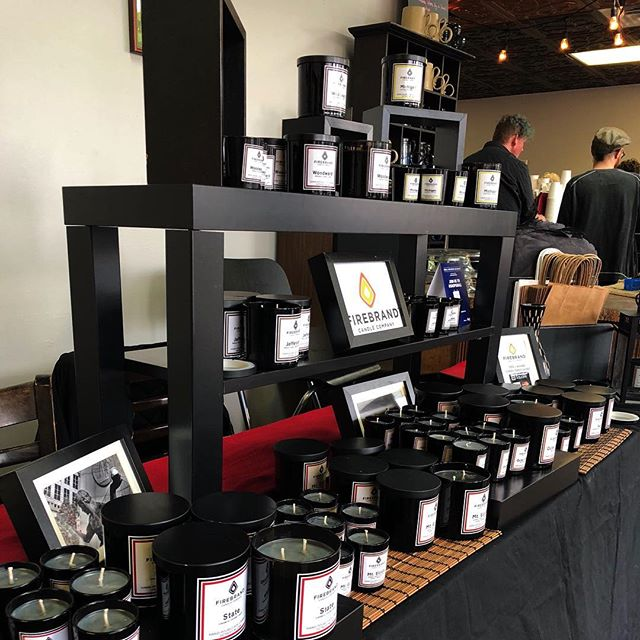Rosedale Park! I'm here at Always Brewing Detroit until 5pm. Come down and shop small today! #smallbusinesssaturday