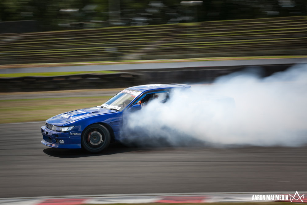 Drift sessions