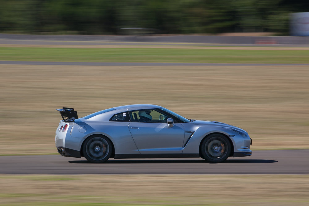 Ultimate Trackdays track sessions are for road cars and lightly modified competition cars
