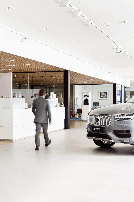 Volvo Mobility Center