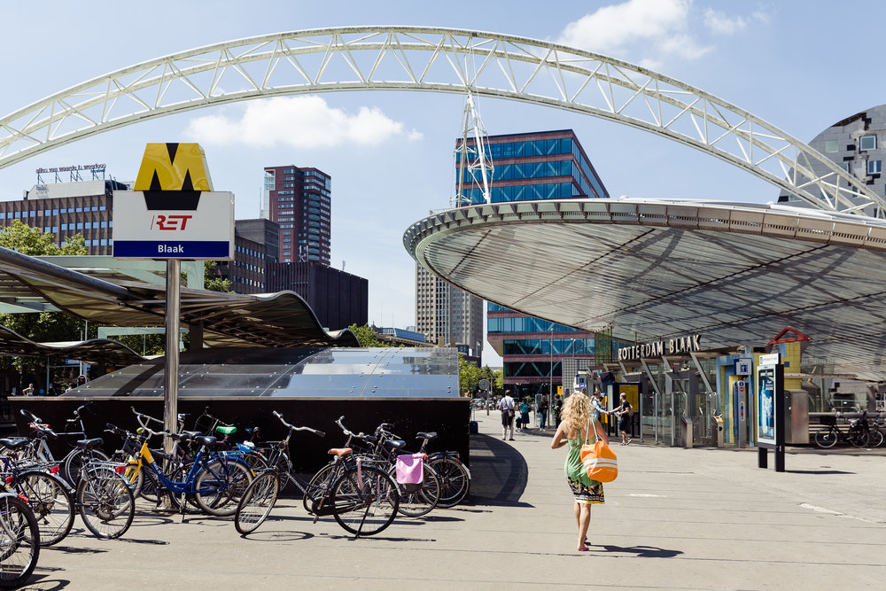 20140606 Rotterdam, station Blaak 01.jpg