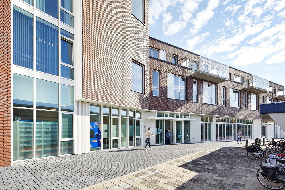 Zorgcentrum De Open Waard, Oud-Beijerland