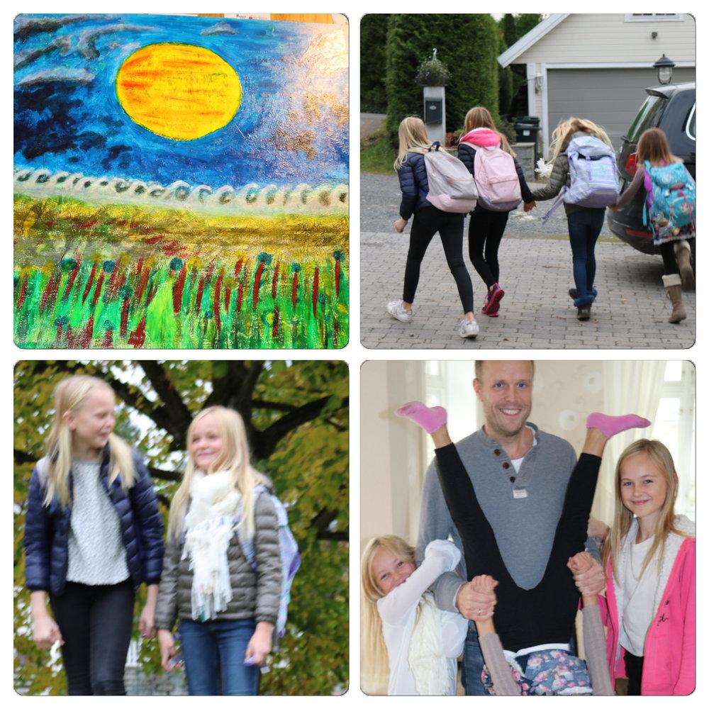 Del bilder av familieopplevelser med bestemor! - Med trygg bildedeling kan du dele opplevelser med besteforeldre, andre foreldre i klassen eller venner. Enkelt og greit!