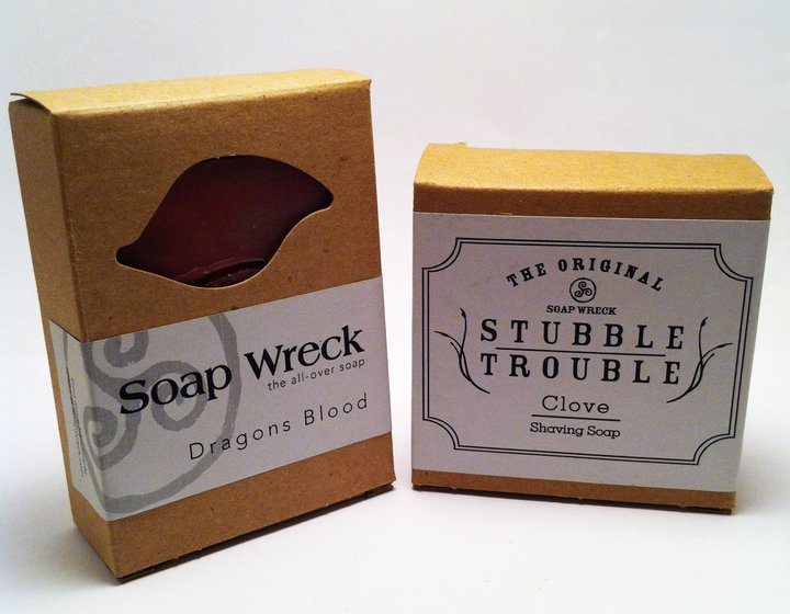 Soap Wreck