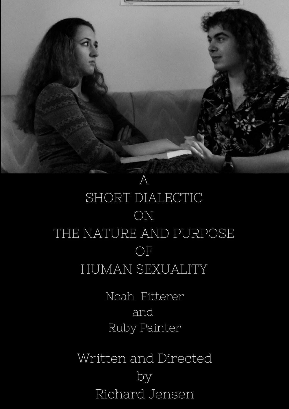 ASHORT DIALECTIC ON THE NATURE AND PURPOSEOF HUMAN SEXUALITY.jpg