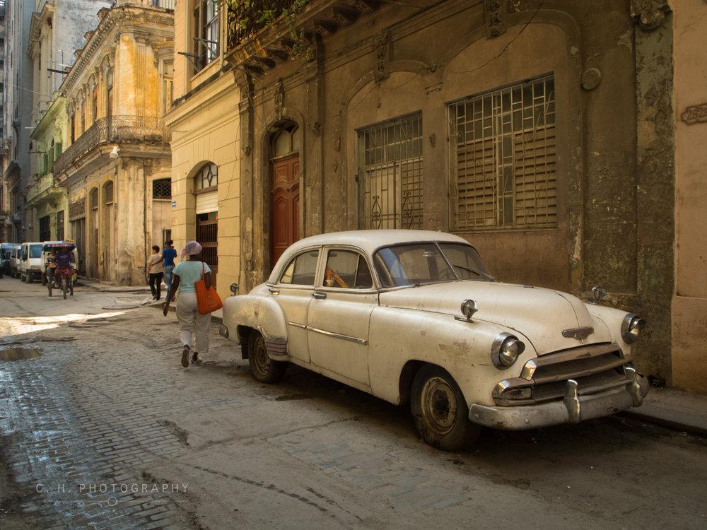 Old Bel Air - Havana, Cuba