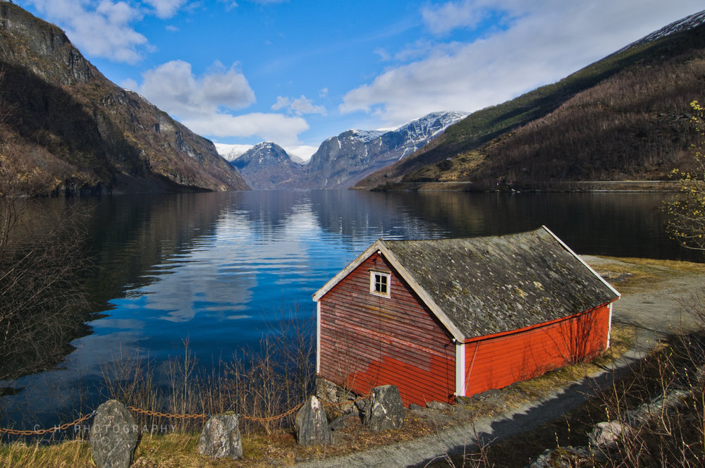 Red Shack - Flåm, Norway